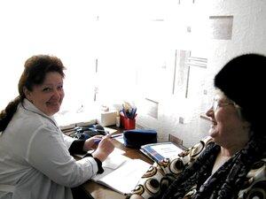 Хорошее настроение - тоже лекарство, считает фельдшер Рябчинского медпункта Валентина Владимировна.