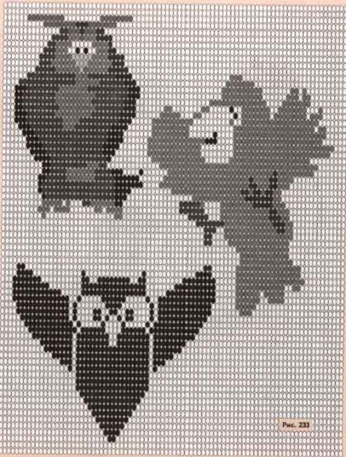 Описание: вязание спицами, узоры, схемы вышивки.