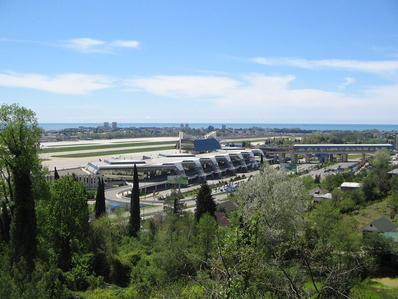 Аэропорт Сочи-Адлер