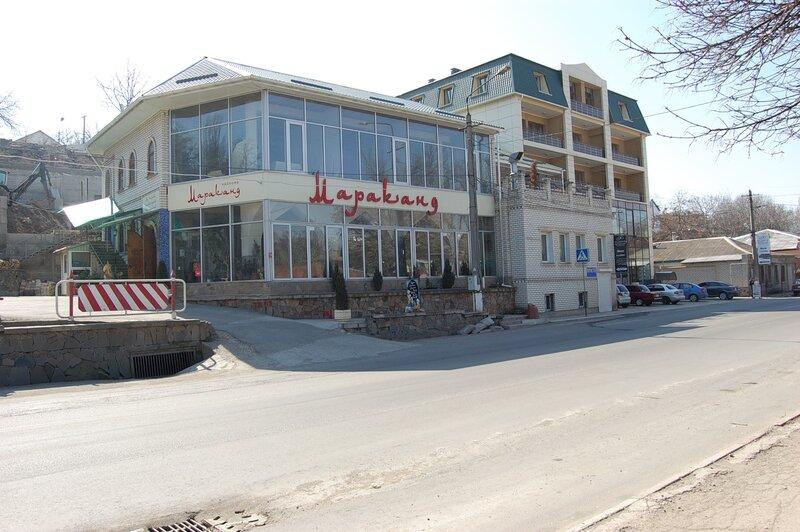 гостиница Симферополя Мараканд