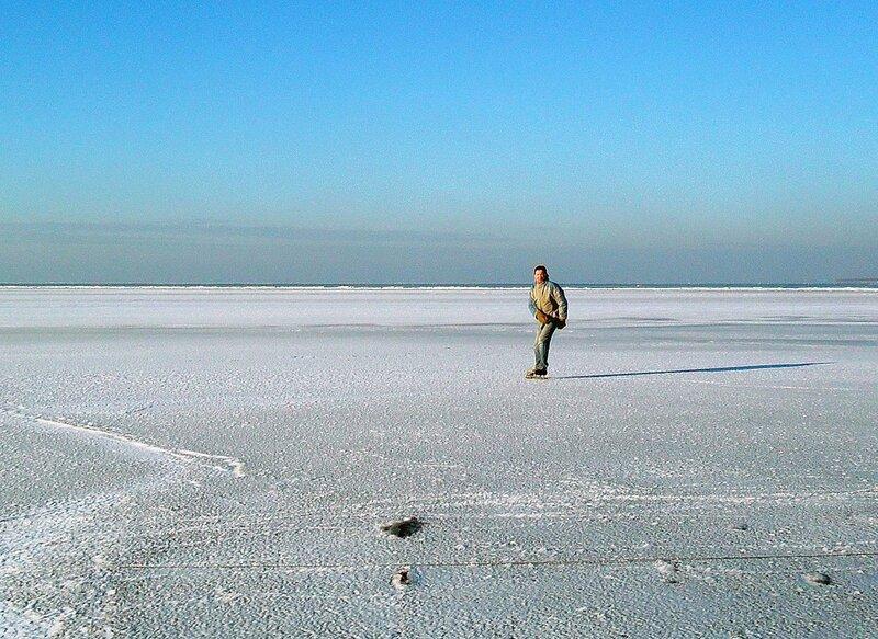 На мартовском льду