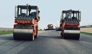 За прошедшую неделю на дороги Владивостока уложено более 4000 тонн асфальта