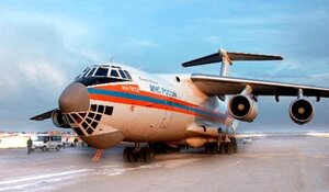 Летевший за пострадавшими в Анадыре детьми самолёт МЧС сел в Якутске из-за шторма