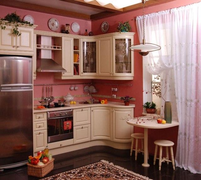 Красивые кухни на любой вкус