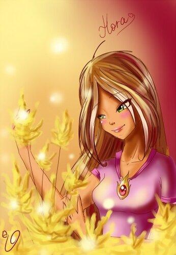 Фанфик винкс Принцесса Блум 1 глава +Арты WINX!