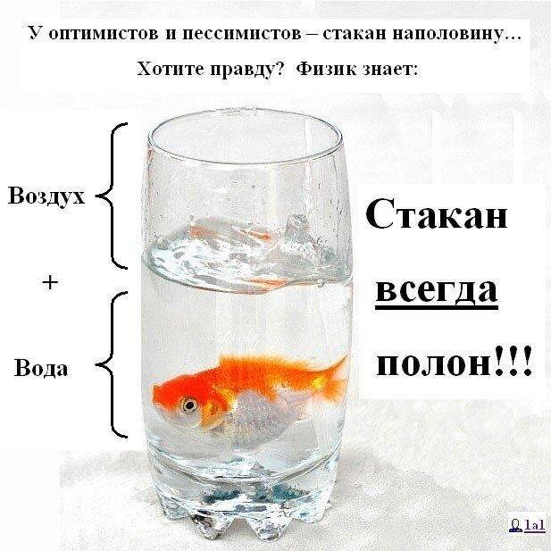 Правда про стакан