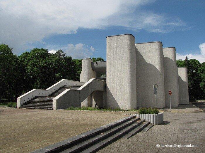 Дворец бракосочетаний в Вильнюсе