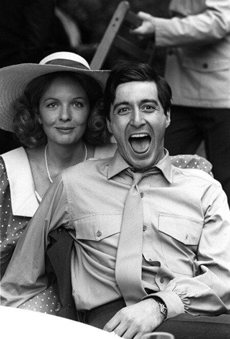 Diana Keaton & Al Pacino