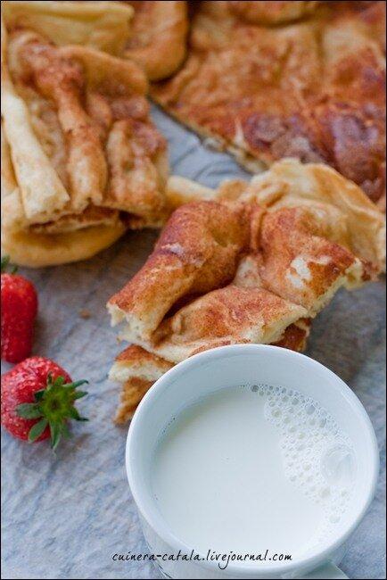 заварное тесто для вареников (от poskakushka)