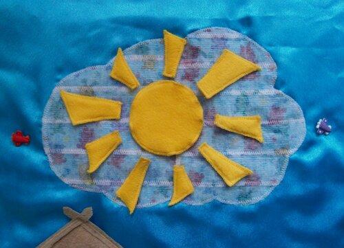 Развивающий коврик для детей... детские развивающие игры до года