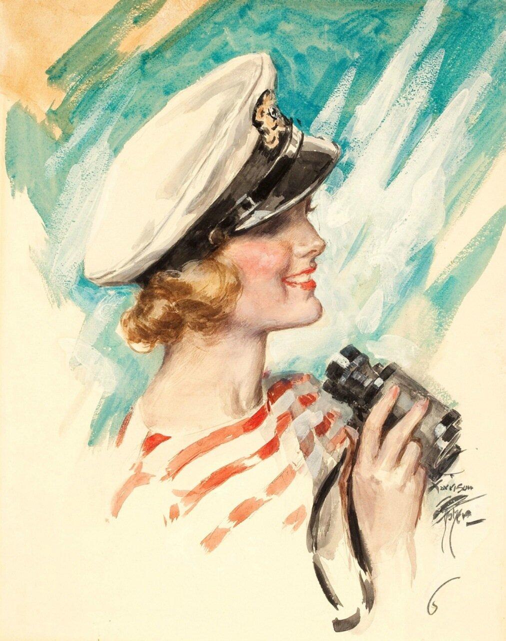 Открытки, открытки для жен моряков