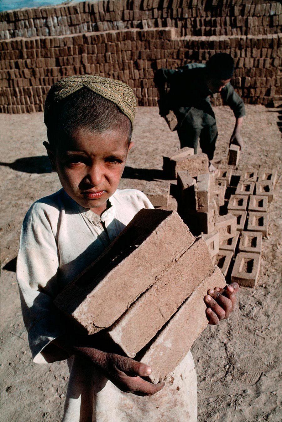 a paper on child labor