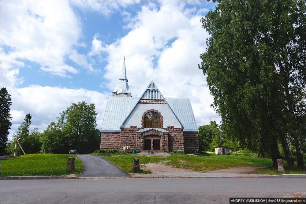 кирха в Мельниково