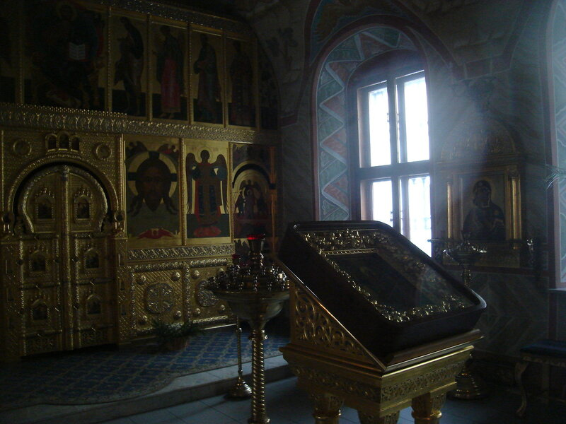 Церковь Архангела Михаила в Овчинниках