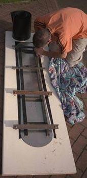 Ремонт сноуборда своими руками фото