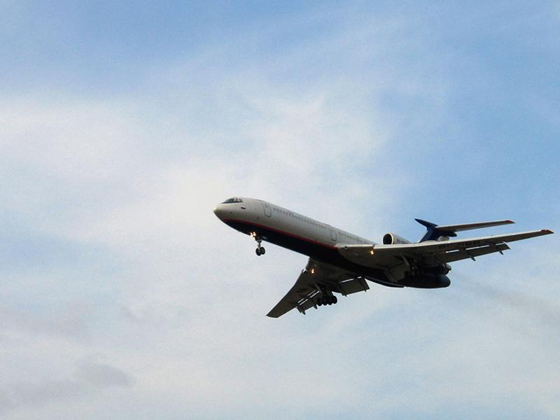 Гости столицы сумеют узнать истории Москвы еще наборту самолета