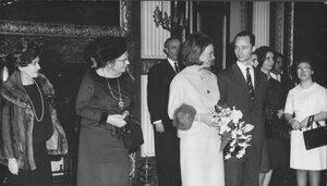 11 februari 1964. Свадьба сестры Ирены