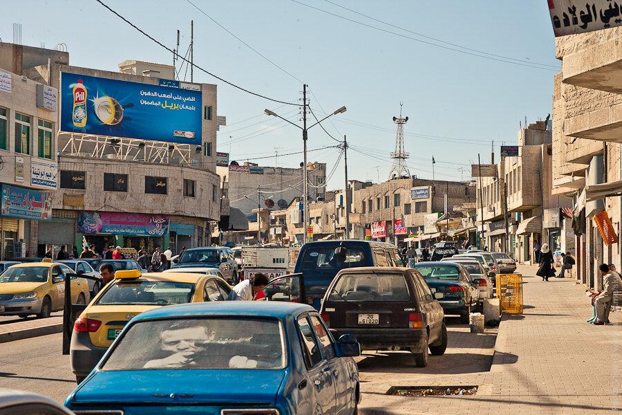 Улица Мадабы / Madaba street