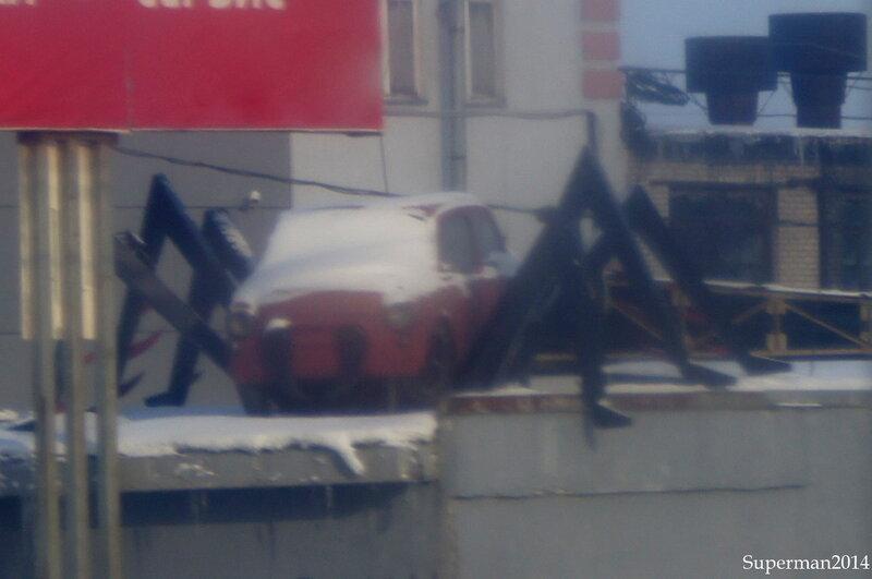 Атака авто-пауков