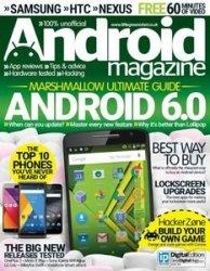 Журнал Android Magazine - Issue 56