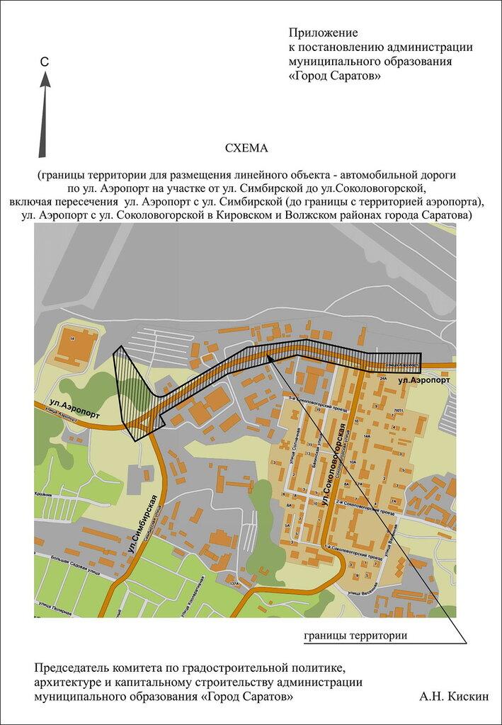 Проект планировки дороги