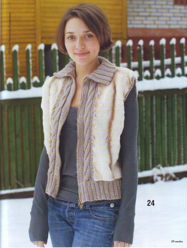все самое интересное о рукоделии на Узелок.ру - вязание, вязание спицами...