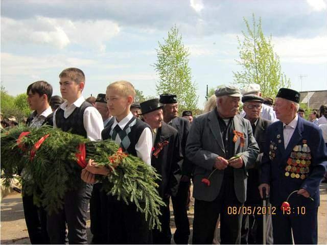 Деревня Куянково