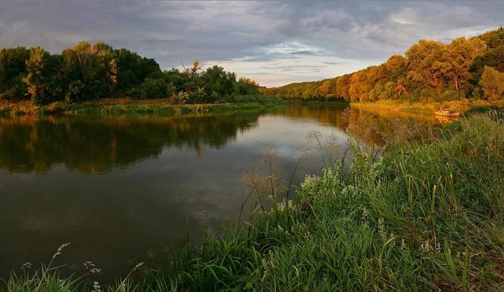 Река Хопёр | Команда Кочующие Хопер