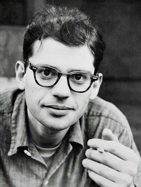 Allen Ginsberg / Аллен Гинсберг