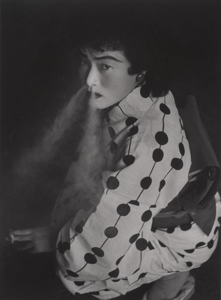 Shomei Tomatsu, Prostitute, Nagoya, 1958
