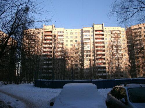 ул. Академика Байкова 5к2