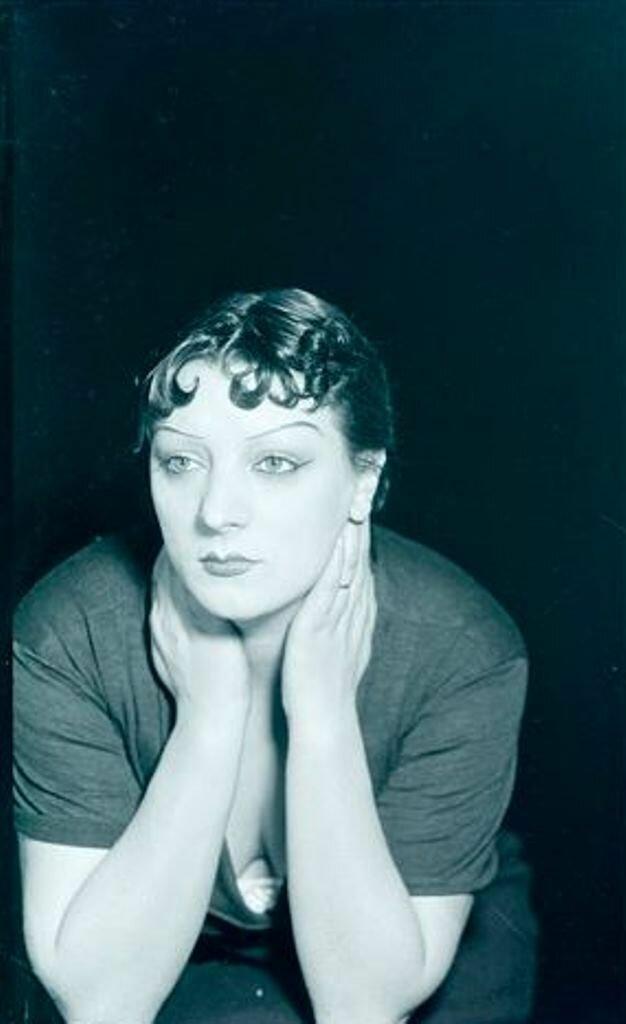1932. Ман Рэй. Кики с Монпарнаса