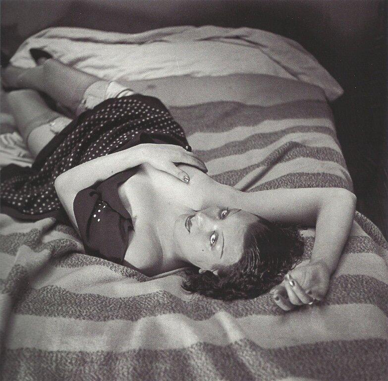 1937-1939. Гастон Пари. Кики с Монпарнаса.
