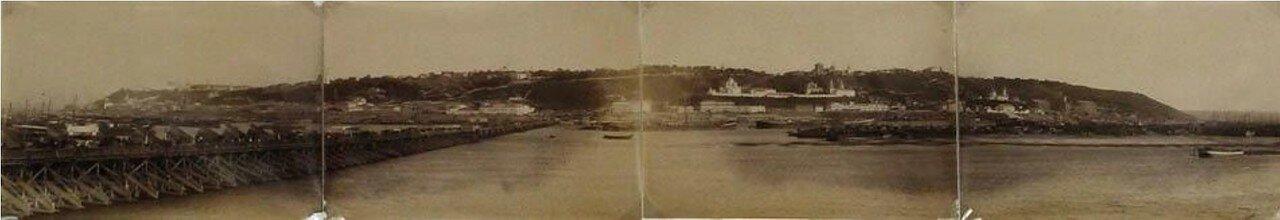 1880. Вид с Волги