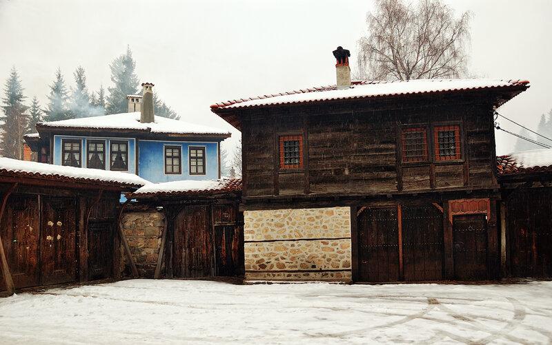 Болгария на Новый Год. Южными маршрутами - в поисках настоящей зимы