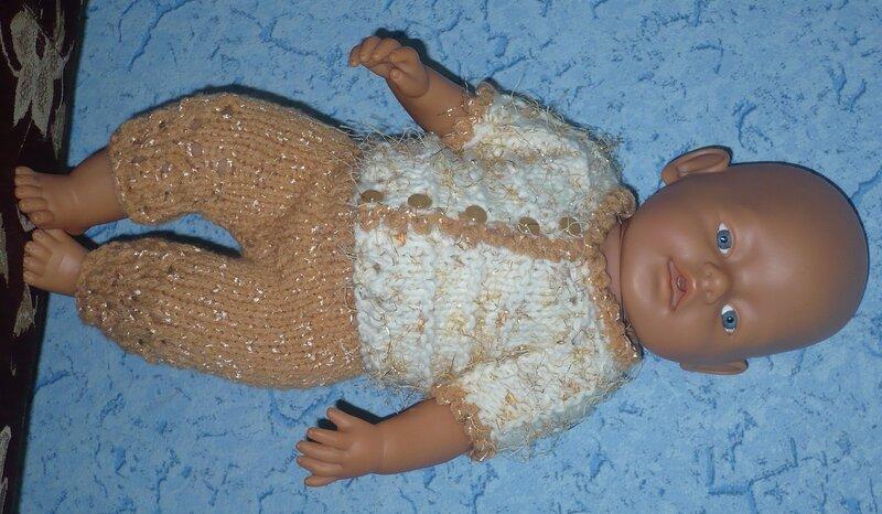 """На нашем женском портале  """"Дамочка """" Вы всегда найдете новость - схемы вязания спицами для кукол, с фотографиями..."""