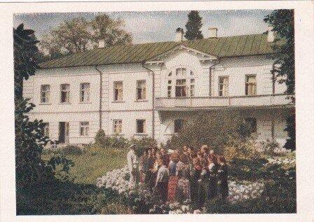 Yasnaya Polyana: estate of Leo Tolstoy, Yasnaya Polyana, Russia.
