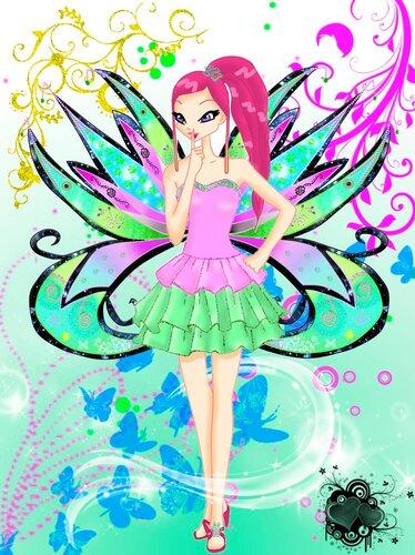 Картинки девочек винкс, игра одевалка модницы и видео!