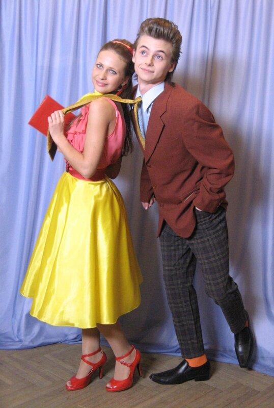 0 5a116 cbd11b0 XL Коллекция костюмов «Стиляги» в стиле 1950 х годов (фотографии)