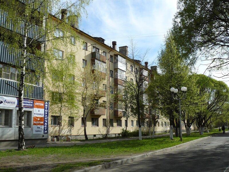 Первомайская,3