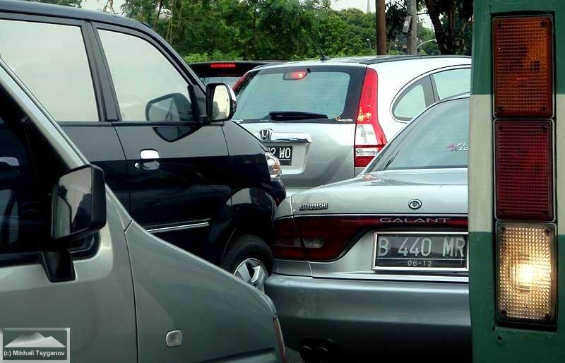 Джакартская пробка