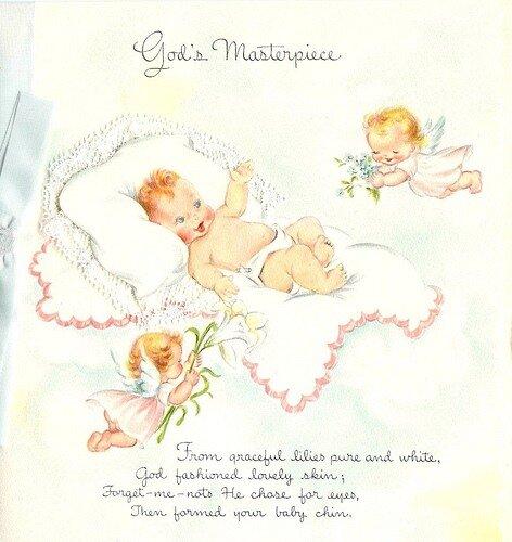 Рождение ребенка поздравления на французском