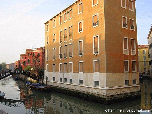 1 апреля 2011 года в Венеции была забастовка вапоретто