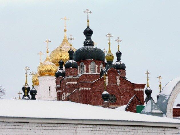 Богоявленский монастырь. Кострома