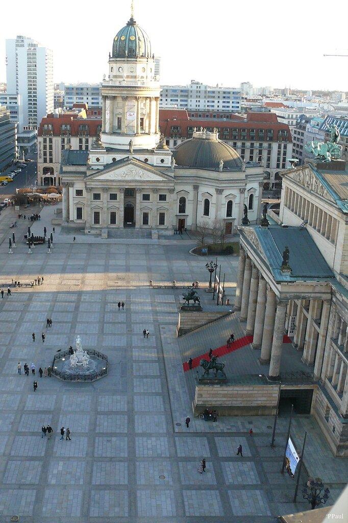 площадь Жандарменмаркт