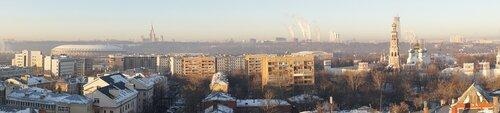 Moscow Sun