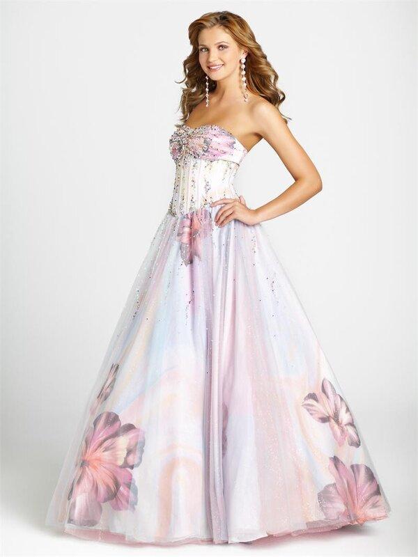 Выпускные платья Pink by Blush 2011.