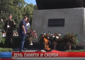 В Бельцах прошли памятные мероприятия в день начала ВОВ
