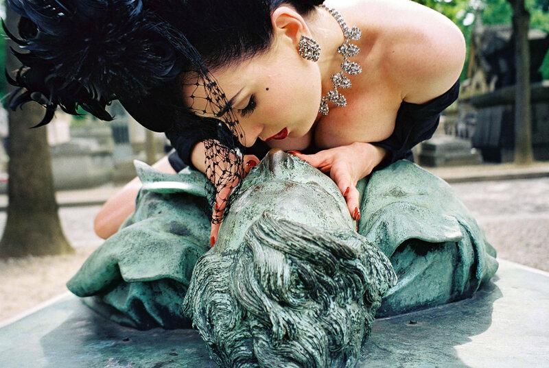 Дита фон Тиз (Dita von Teese) 2003