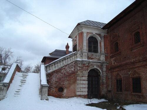 Митрополичьи палаты Крутицкого подворья
